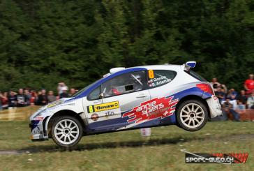 IRC – Barum Rally – Objectif atteint pour Florian Gonon