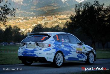 RIV – Rallye international du Valais, C'est parti !