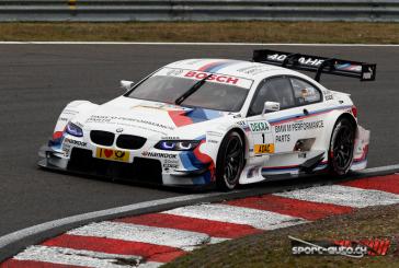DTM  – Fabio Leimer testera la BMW M3 DTM