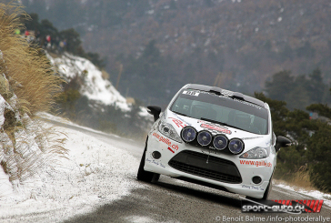 WRC– Monte-Carlo jour 3 – Le froid gèle les positions