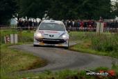 IRC – Ypres – Florian Gonon en tonneaux dès l'ES1