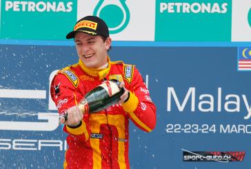 GP2 – Fabio Leimer triomphe en Malaisie