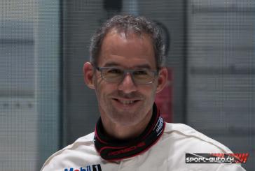 WTCC – Alain Menu test la Citroën DS3 WTCC
