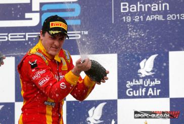GP2 – Fabio Leimer prince de Bahreïn