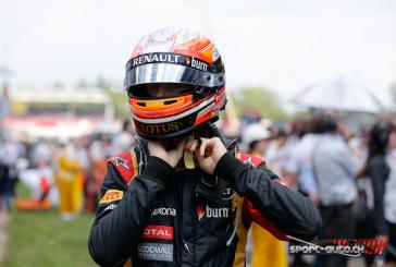 F1 – GP Espagne – Frustrations pour Grosjean et Sauber