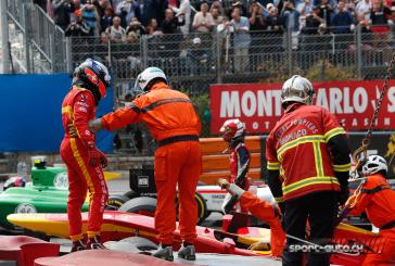 GP2 – Mauvaise opération pour Leimer à Monaco