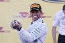 F1- GP Russie: Hamilton gagne en Russie et Mercedes remporte le titre des constructeurs- Les Sauber hors des points