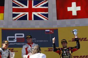 Deuxième podium cette saison pour Alex Fontana