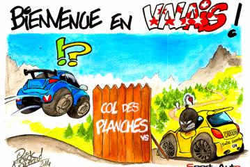 Histoire d'en rire… Bienvenue en Valais !