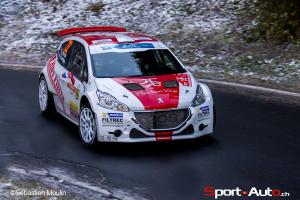 Jonathan Hirschi  - Vincent Landais  / Peugeot 208 T16 (RIV 2014)