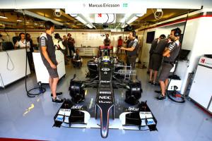 Abu Dhabi F1 Test 25-26/11/14