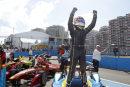 Formula E – Victoire de Sébastien Buemi à Punta del Este.