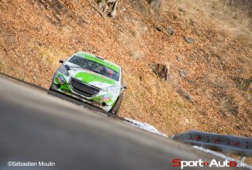 Monte Carlo  J2 : VW à la fête, Althaus en grande forme !