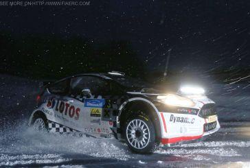 Kajetanowicz top ERC opener in Austria, Jonathan Hirschi 6th