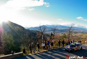 WRC – Le Monte Carlo a ouvert la saison en fanfare