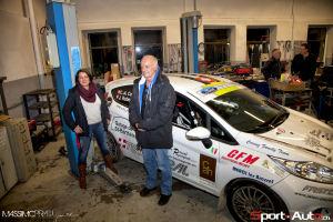 WRC - Monte-Carlo 2015 - Présentation des équipages Althaus-Bayard et Cornuz–Robert