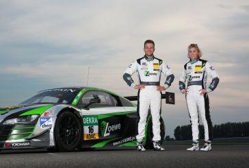 YACO Racing auch 2015 mit Audi im ADAC GT Masters