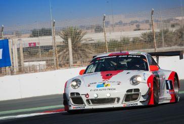 Martin Ragginger puts FACH AUTO TECH Porsche on pole for Hankook 24H DUBAI