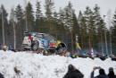 Finale dramatique au Rallye de Suède : 2e victoire consécutive pour Sébastien Ogier