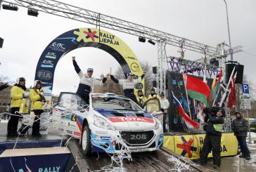 ERC Rallye de Lettonie – victoire de Breen, grosse sortie pour Hirschi dans l'ES1 (vidéo)