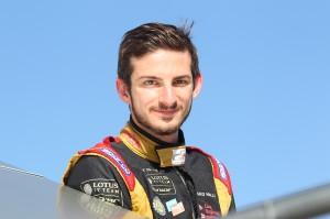 Alex Fontana signe avec Status Grand-Prix pour la saison 2015