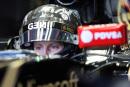 F1 – Deuxième session d'essais hivernaux : Romain Grosjean en tête, Fernando Alonso à l'hôpital