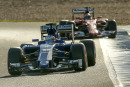 F1- Premiers essais hivernaux: Ferrari et Sauber en forme – Grosjean découvre le moteur Mercedes