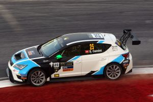 TCR International Series Malaysia, Sepang 27 - 29 March 2015