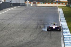 Début des essais d'avant saison du GP3 à Estoril