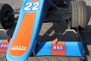 GP3 Team mit Varhaug complett