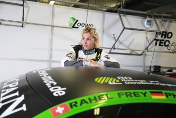 Rahel Frey weiter mit Audi im ADAC GT Masters