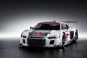 Audi R8 LMS establishes new race car generation: lighter and safer than ever before