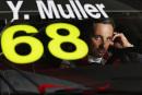 Yvan Muller au départ du Rallye du Chablais 2015