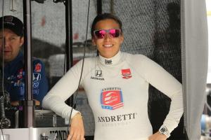 IndyCar - Faute de sponsor, Simona de Silvestro ne courra pas à Long Beach