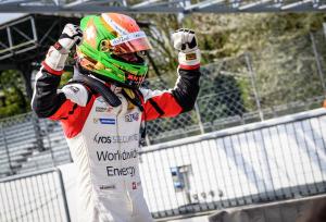 Louis Delétraz (Josef Kaufmann Racing) victorieux à Monza