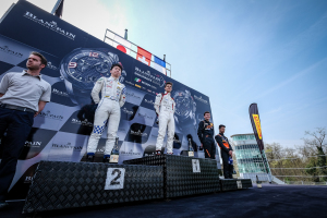 Podium Formula Renault 2.0 NEC - Course 2 Monza