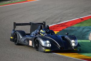 La Morgan vierge de tous sponsors à Motorland Aragon