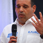Michel Vieira, président de Kairos Technologies