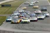 Electric atmosphere in the north: Curtain-raiser for the 2015 ADAC GT Masters at Oschersleben