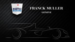 Franck Muller - Pile à l'heure !