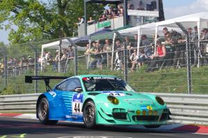 44 : Alexandre Imperatori ; Porsche 911 GT3 R : 3ème au général, 3ème de classe