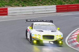 11 : Harold Primat ; Bentley Continental GT3 : 8ème au général, 8ème de classe