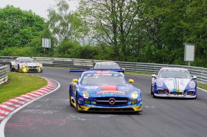 33 : Phillip Frommenwiler ; Mercedes-Benz SLS AMG GT3 : 10ème au général, 10ème de classe
