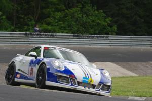 81 : Jean-Louis Hertenstein, Panagiotis Spiliopoulos ; Porsche 991 : 28ème au général, vainqueur de classe