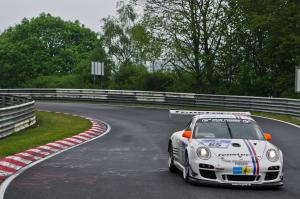 65 : Didier Denat, Lorenzo Rocco ; Porsche 997 Cup : 32ème au général, 10ème de classe