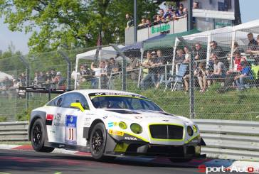 Primat claims historic top-10 finish for Bentley at Nürburgring 24 Hours
