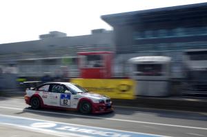 82 Hofor-Racing 1 : Martin Kroll, Chantal Kroll, Michael Kroll, Roland Eggimann ; BMW M3 GTR : 89ème au général, 4ème de classe