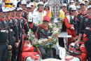 500 Miles d'Indianapolis: la victoire pour Juan Pablo Montoya – Simona De Silvestro 19e