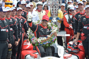 500 Miles d'Indianapolis: la victoire pour Juan Pablo Montoya - Simona De Silvestro 19e