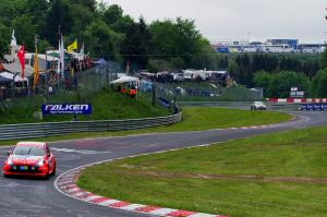 148 : Boris Hrubesch ; Renault Clio Cup : abandon